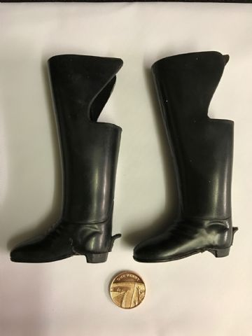 VINTAGE ACTION MAN - THE LIFE GUARDS - JACK BOOTS (Ref 13/10)
